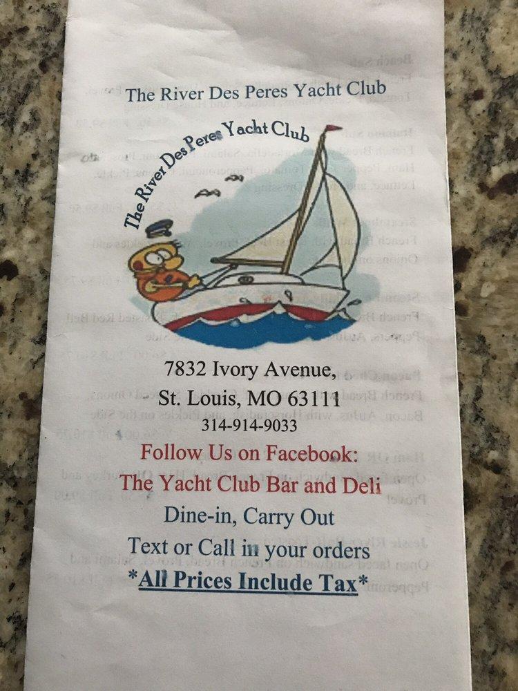 Louis Bacon Yacht