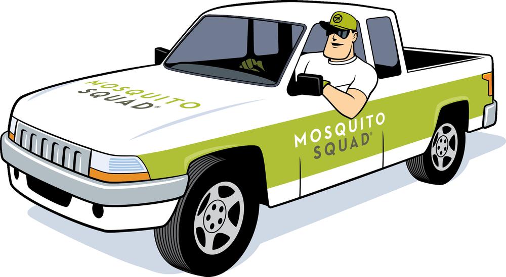 Mosquito Squad: 701 Laurel St, Cloquet, MN