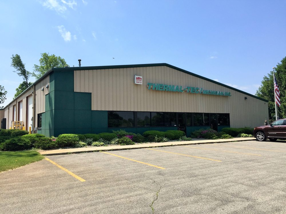 Thermal Tec: 13801 Francis Way, Cedar Springs, MI