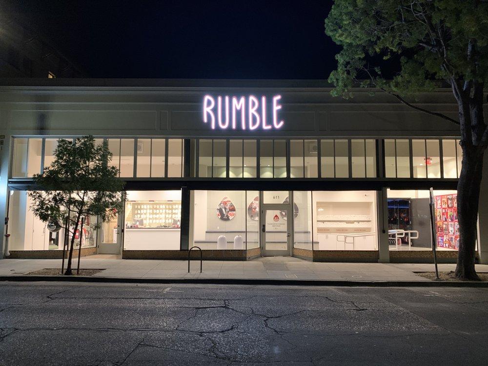 Rumble Boxing - Palo Alto: 611 Emerson St, Palo Alto, CA