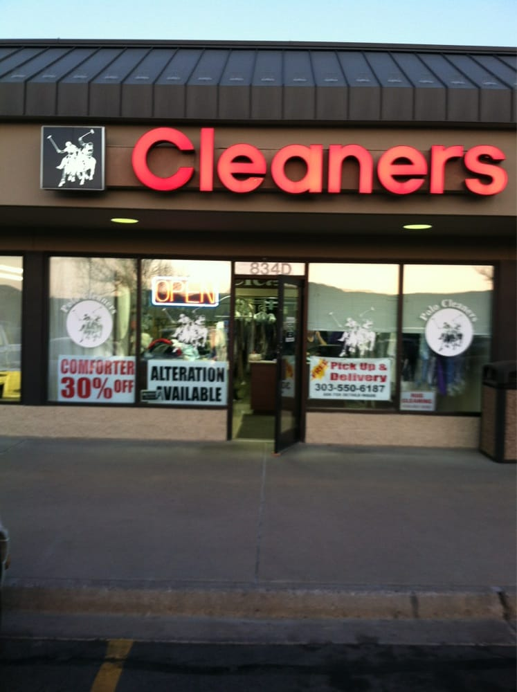 Polo Cleaners: 834 S Perry St, Castle Rock, CO