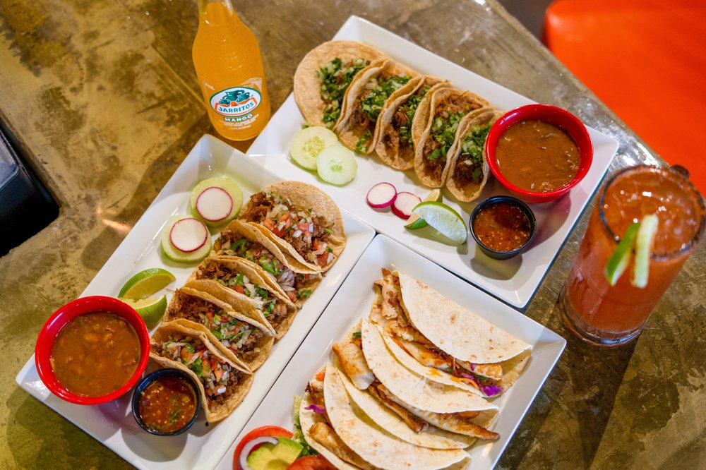 Aztecas Restaurant & Cantina: 310 Industrial Pkwy, Saraland, AL