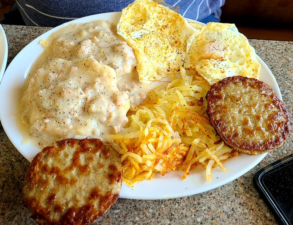 Country Pride Restaurant - TravelCenters of America: 5644 St Rt 8, Harrisville, PA