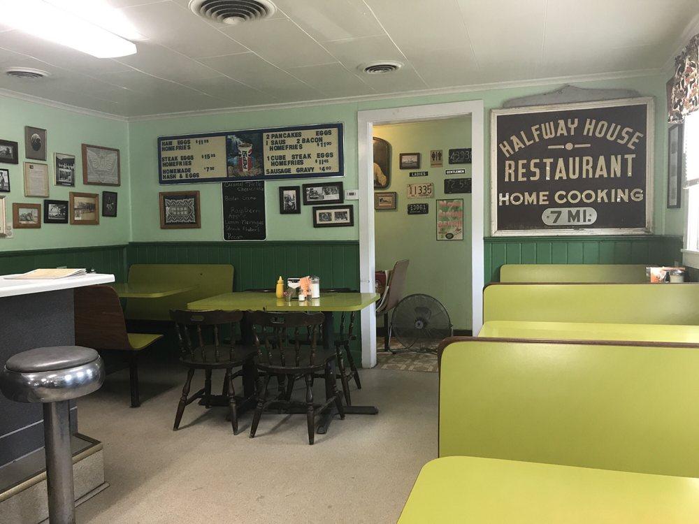 Halfway House Restaurant Shor
