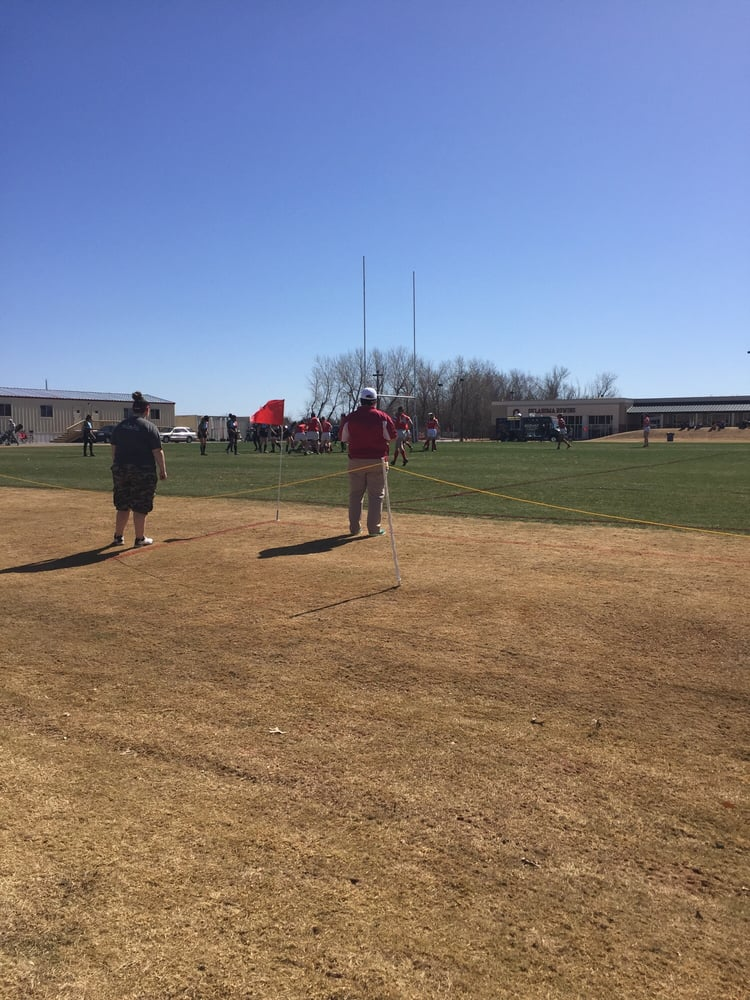 University Of Oklahoma Tarzan Rugby Pitch