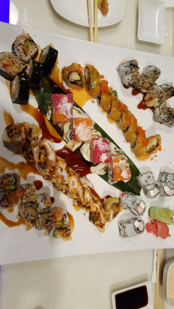 Oishi Sushi: 950 Blanding Blvd, Orange Park, FL