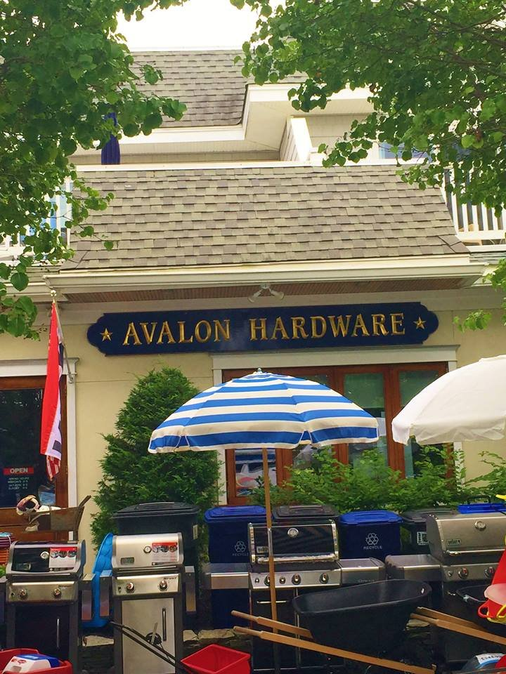Avalon Hardware: 2109 Dune Dr, Avalon, NJ