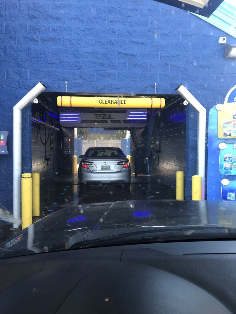 Clear Water Car Wash