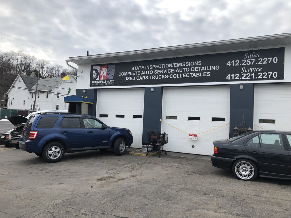 Bridgeville Auto Service & Sales: 112 Washington Ave, Bridgeville, PA