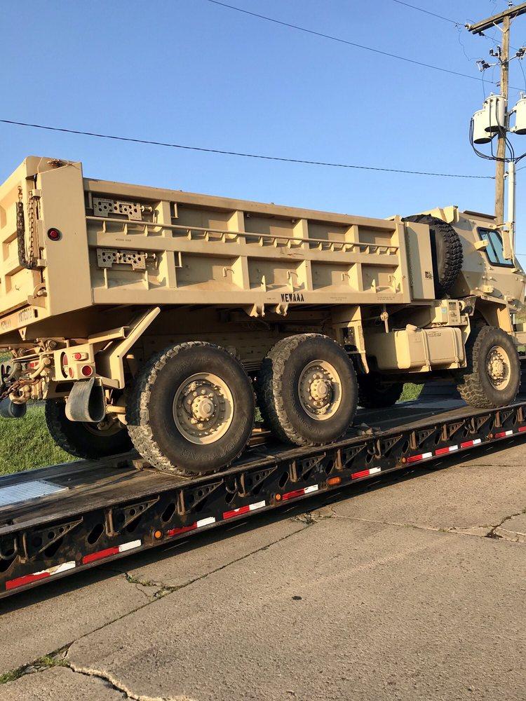 A & A Truck Stop: 80 Dixon Run Rd, Jackson, OH
