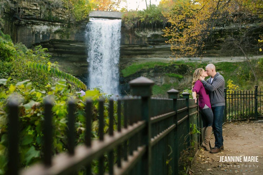 Minnehaha Falls Pergola Garden: 4900 Minnehaha Ave S, Minneapolis, MN