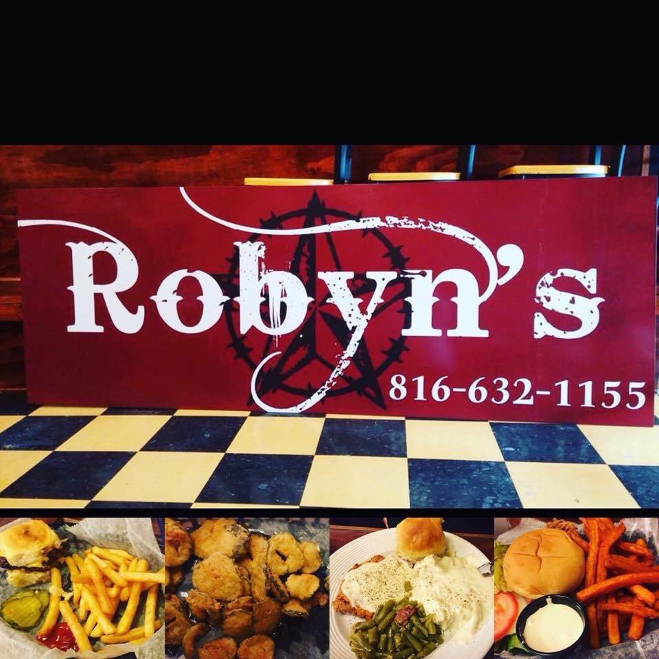 Robyn's: 115 E 3rd St, Cameron, MO