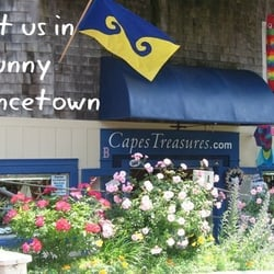 Capes Treasures Arts Crafts 349 Commercial St Provincetown