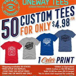 e35eaf12 THE BEST 10 Screen Printing/T-Shirt Printing near DeSoto, TX 75115 ...