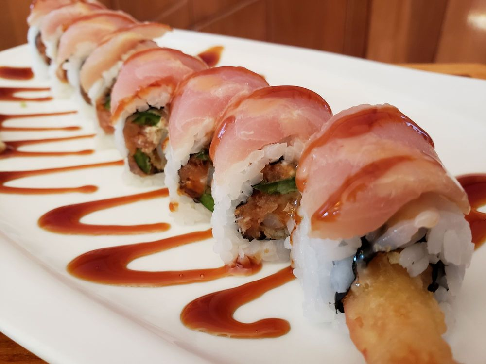 Sushi Tao: 768 18th St, Arcata, CA