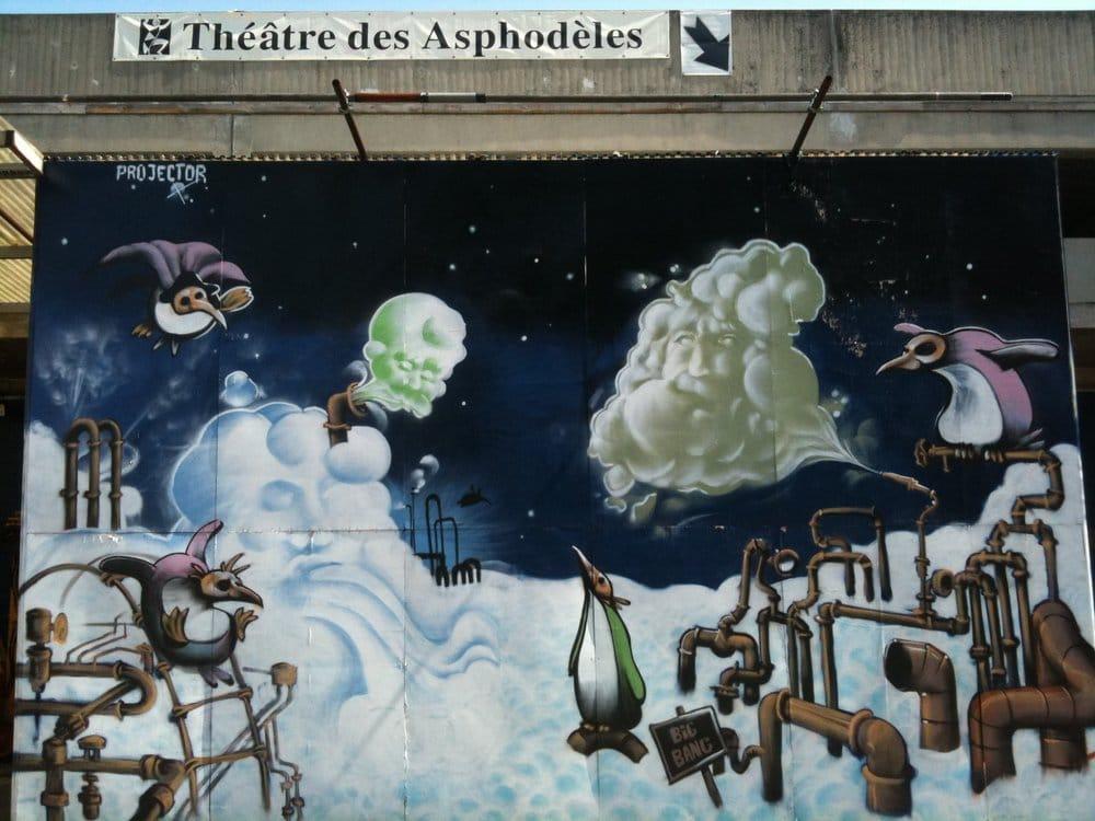 Le Théâtre des Asphodèles