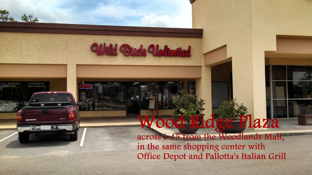 Charming Office Depot Conroe Texas #16 - Wild Birds Unlimited - Bird Shops - 27590 I-45 N, Conroe, TX - Phone Number  - Services - Yelp