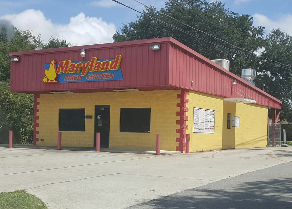 Maryland Fried Chicken: 102 Smith St, Soperton, GA