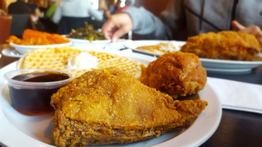 Chicago's Home of Chicken