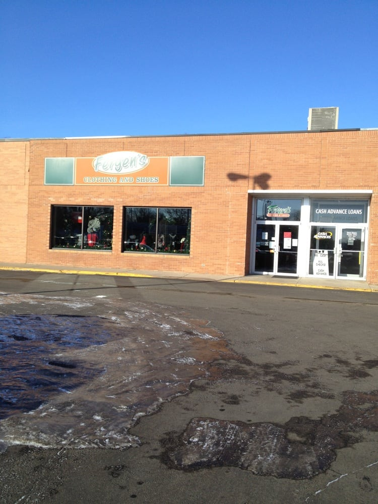 Fergen's Shoes: 307 6th St, Brookings, SD