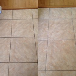 Photo of Honor Carpet Cleaning - Jacksonville, FL, United States. We clean Tile