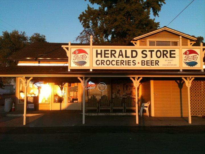 Herald Store: 12409 Herald Rd, Herald, CA