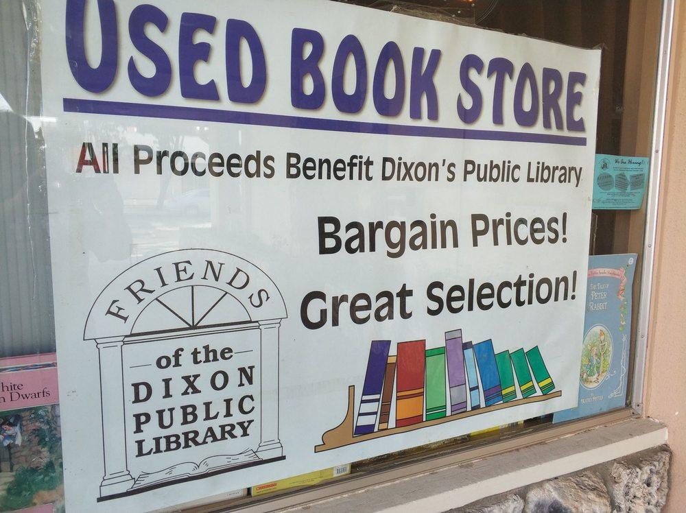 The Friendly Bookworm: 230 N 1st St, Dixon, CA