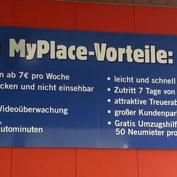 My Place - Self Storage - Wexstr  40, Wilmersdorf, Berlin, Germany