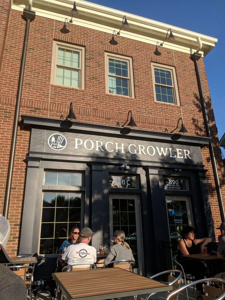 Porch Growler