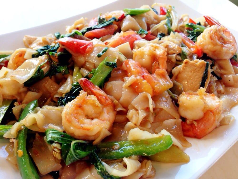 Long Beach Ca Thai Food