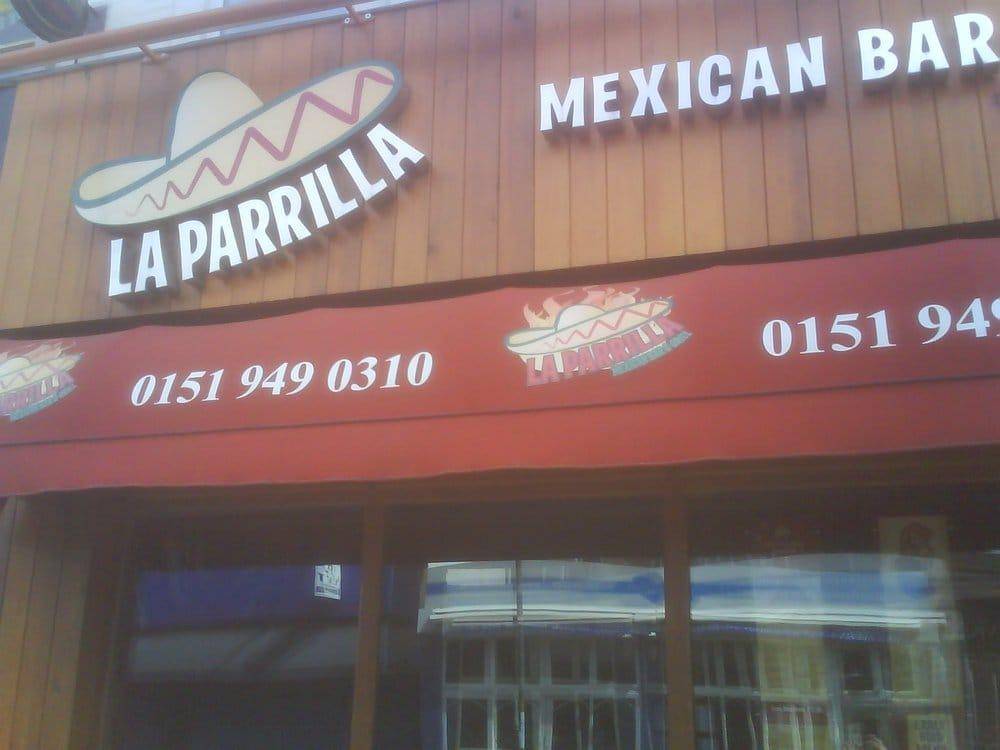 La Parilla Mexican Bar & Grill
