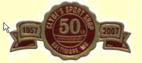 Clyde's Sport Shop: 2307 Hammonds Ferry Rd, Halethorpe, MD