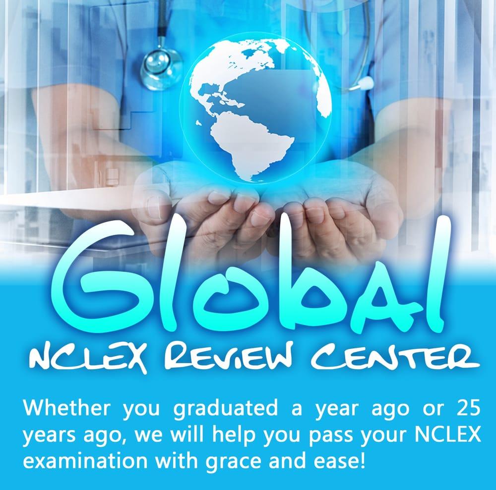 Global Nclex Review Center - Nursing Schools - 3255 Wilshire Blvd ...