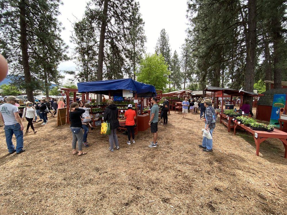 Kootenai County Farmers' Market: Corner Hwy 95 & Prairie Ave, Hayden, ID
