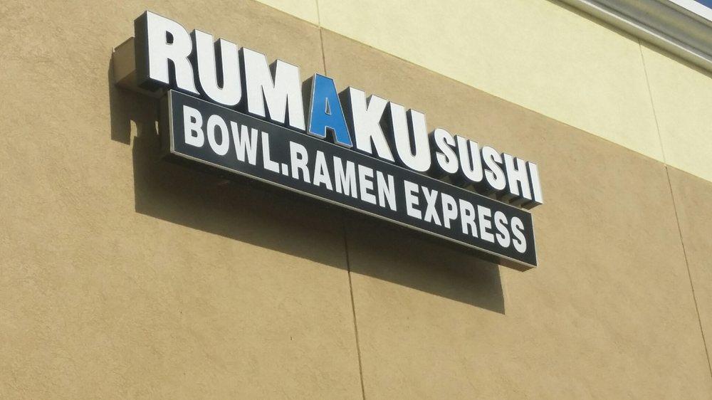 Rumaku Sushi: 3050 Alafaya Trl, Oviedo, FL