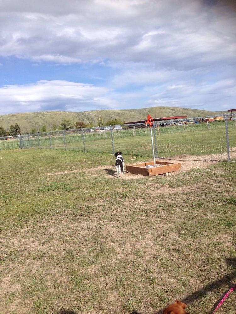Montpelier Dog Park: Adams St, Montpelier, ID