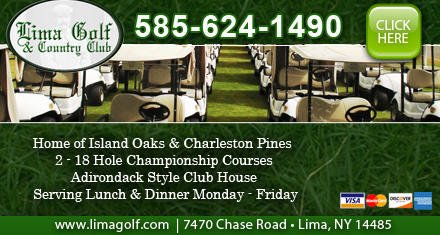 Lima Golf & Country Club: 7470 Chase Rd, Lima, NY