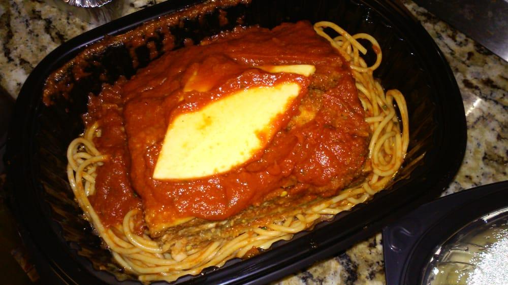 Eggplant Parmesan - Yelp