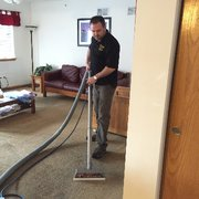 Carpet Cleaners Joliet  Area rugs drying Photo of Exquisite Carpet Cleaning - Joliet, IL, United States.