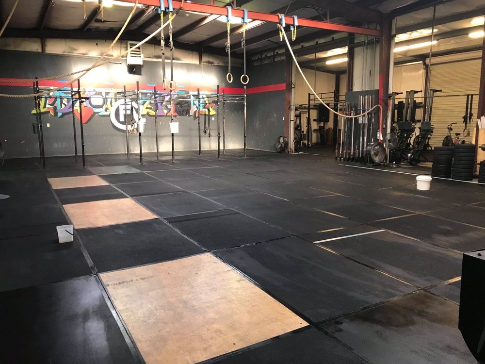 CrossFit - Leesville: 213 Browns Ln, Leesville, LA