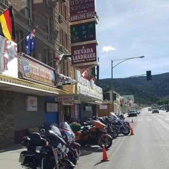 Photo Of Hotel Nevada Hall Ely Nv United States Motorcycle