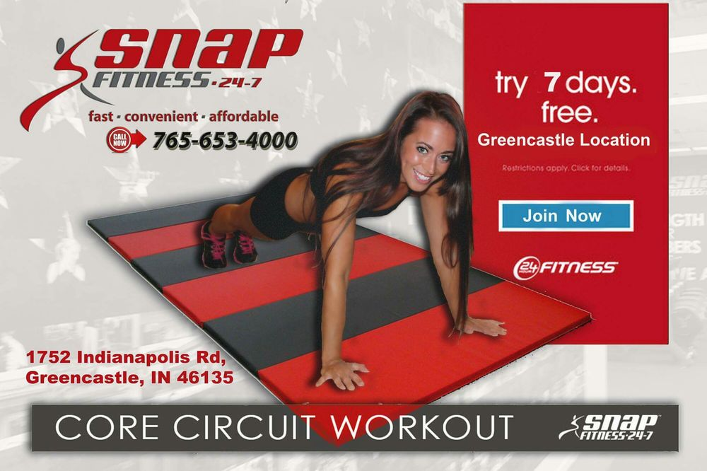 Social Spots from Snap Fitness - Greencastle