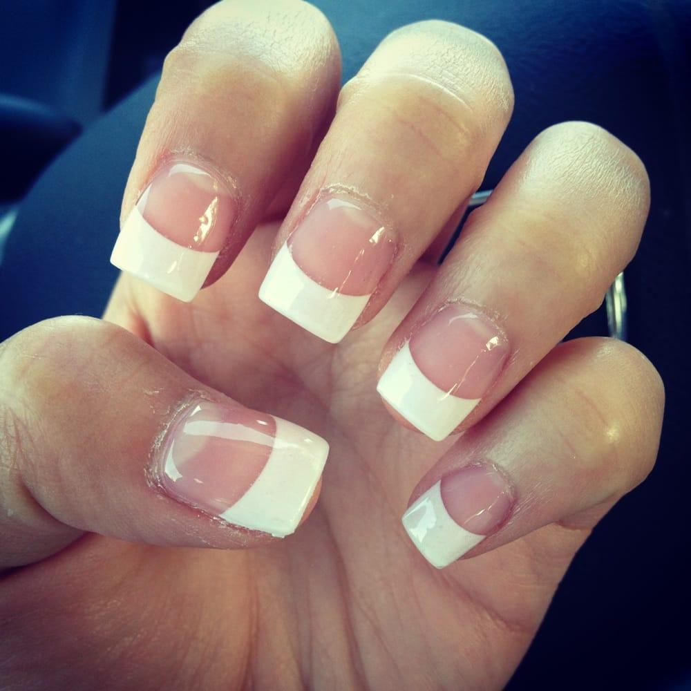 Photo Of Cly Nails Spa Pomona Ca United States White Tip