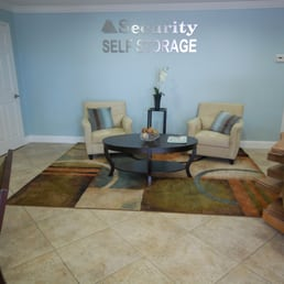 Photo Of Security Self Storage   Jupiter, FL, United States. Office Sitting  Area