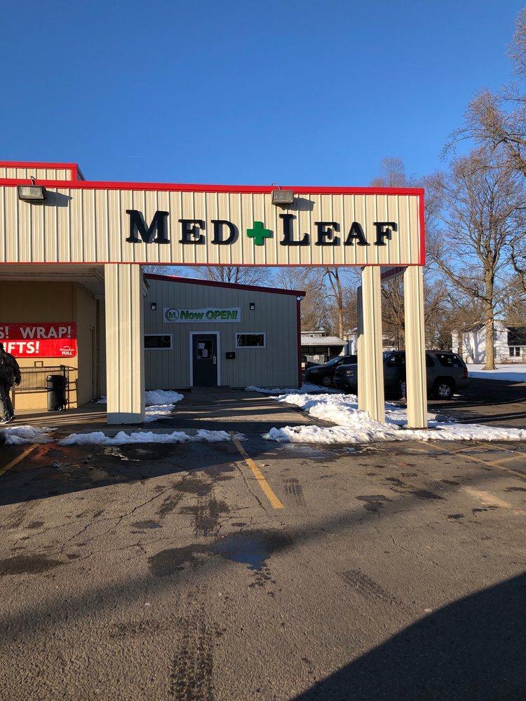 MedLeaf: 381 W Main St, Hartford, MI