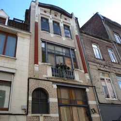 Maison saint etienne landmarks historic buildings 61 for 82 rue brule maison lille
