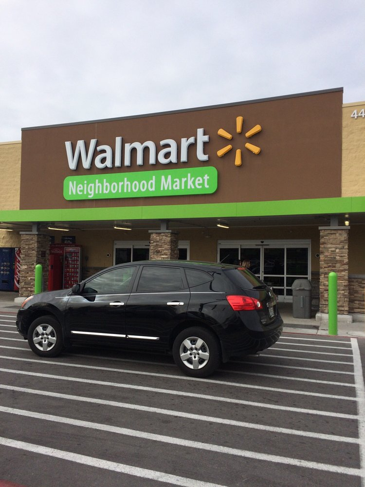Walmart Neighborhood Market: 444 W Grand St, Springfield, MO