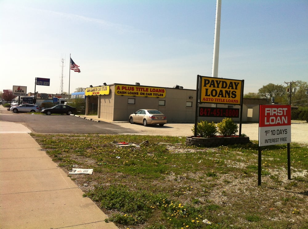 Franklin Park (IL) United States  City pictures : ... Title Payday Loan Franklin Park, IL, United States. Our Storefront