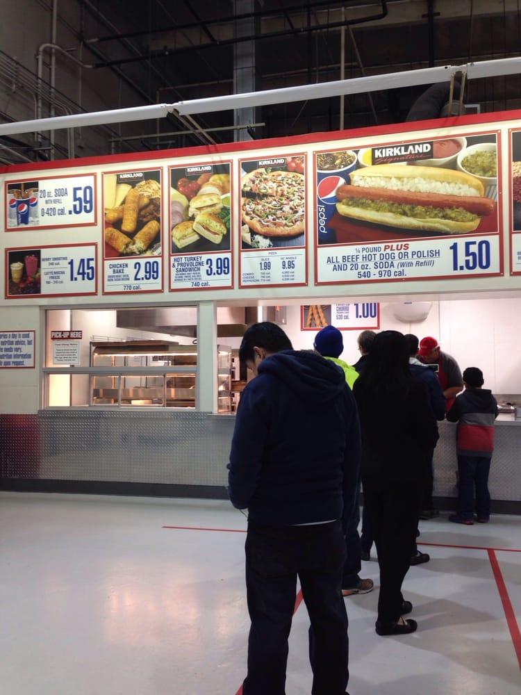Costco Tukwila Food Court