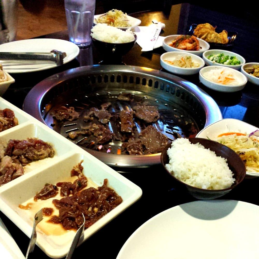 Restaurants Korean Near Me